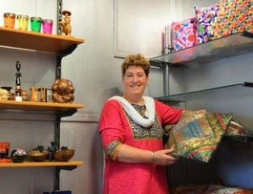 Chances 4 Children India krijgt eigen winkel aan Julianastraat